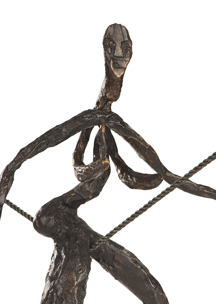 Alexander Calder, « Tightrope Worker (Woman on a cord), image ©Tajan