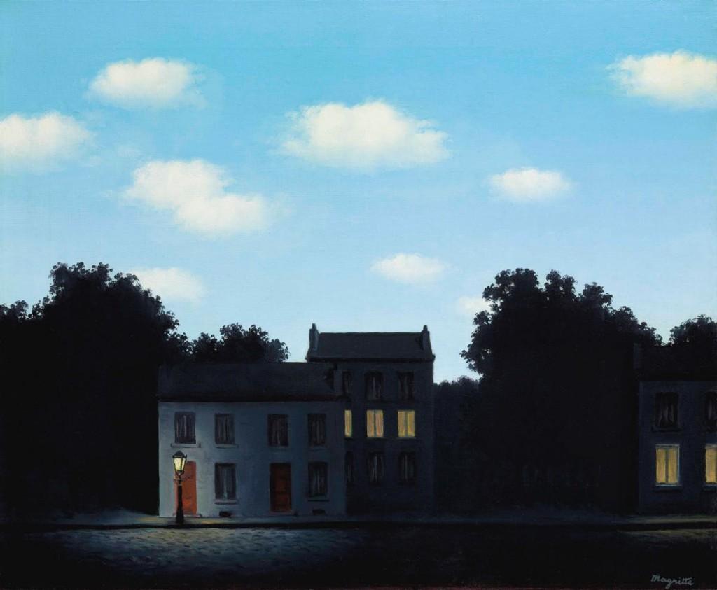 René Magritte, L'Empire des lumières, 1949 | Abb.: Christie's
