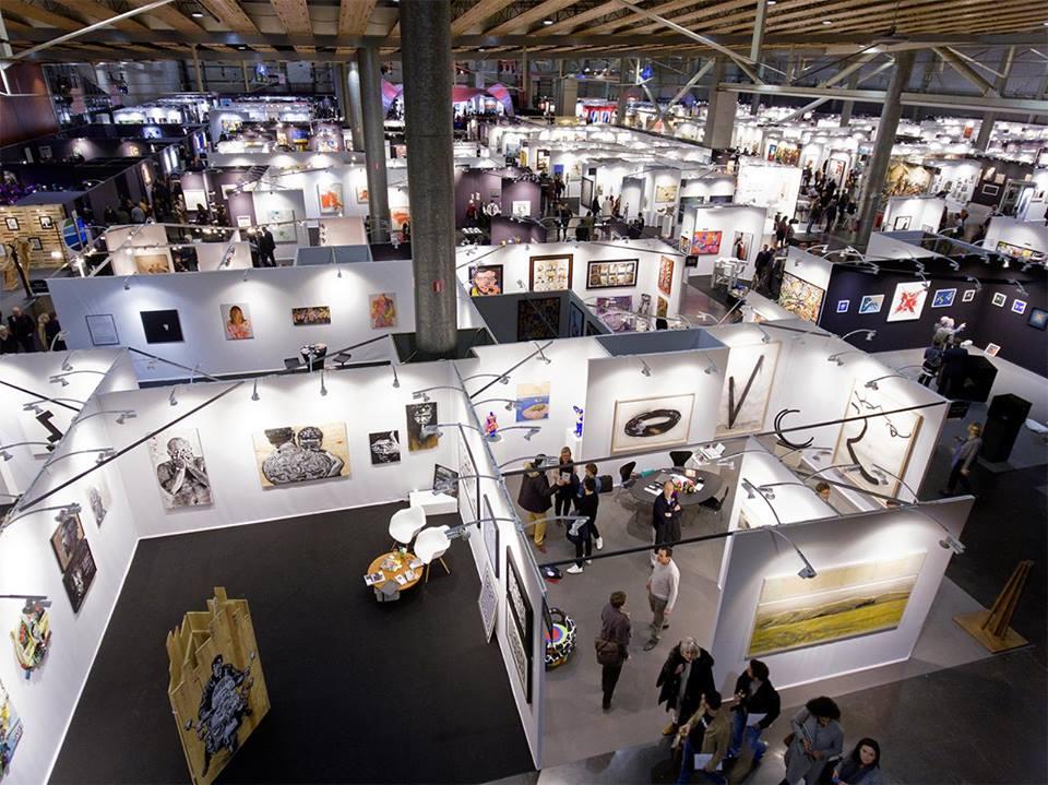 Art Up! Lille aura lieu à Lille Grand Palais Image via Art Up!