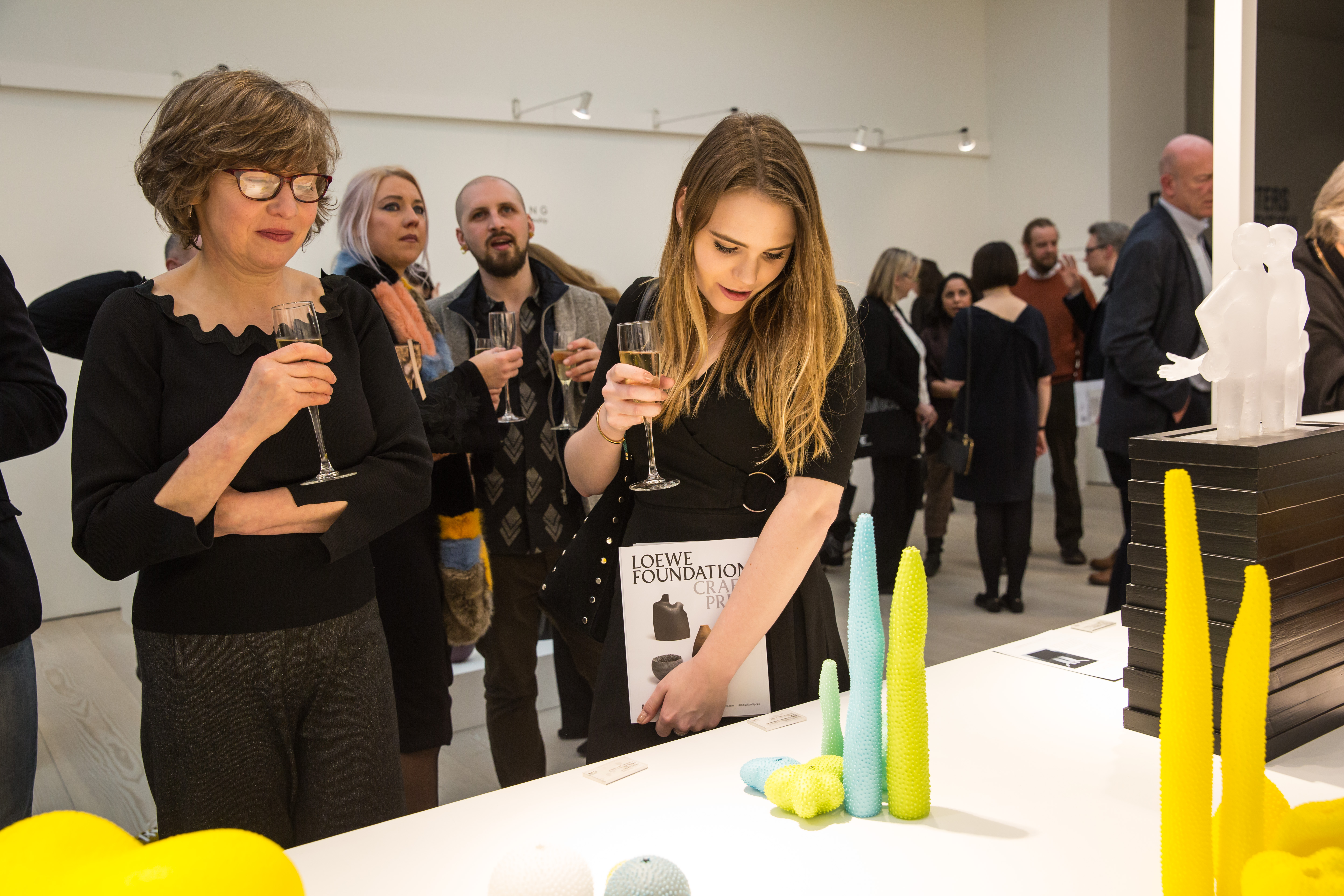Collect 2018. Photo: Iona Wolff, courtesy of Collect