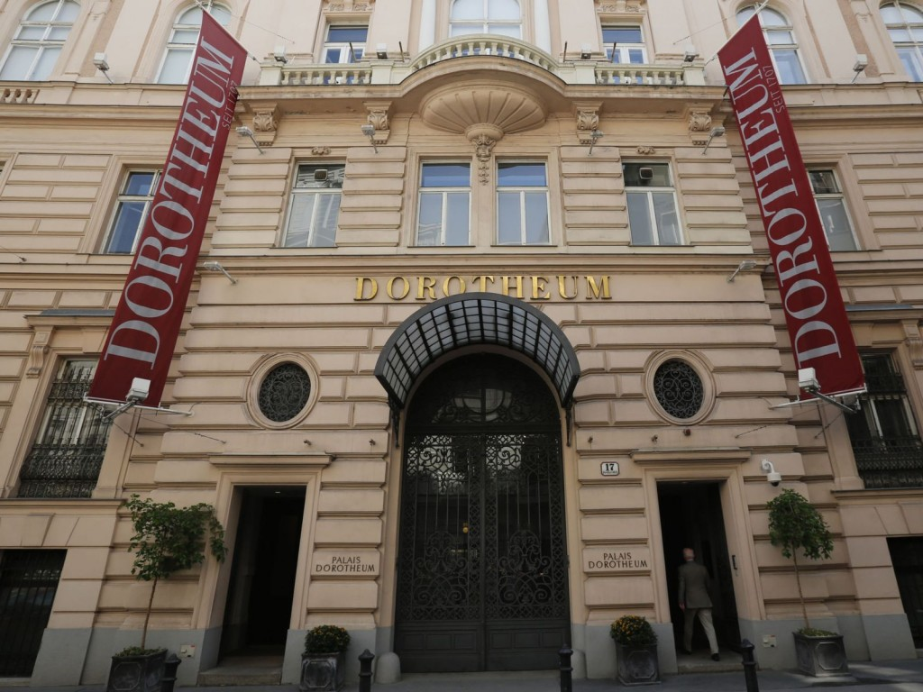 Palais Dorotheum.