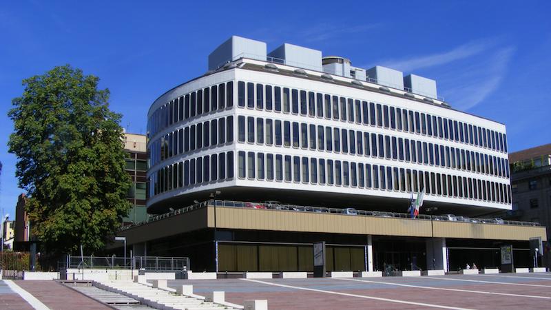 Le bâtiment de la Chambre de Commerce de Turin, image via Wikipedia