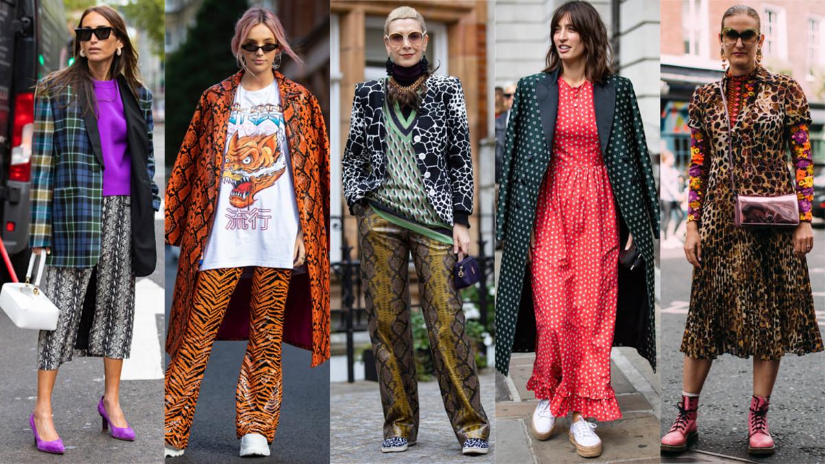 London Fashion Week 2019.