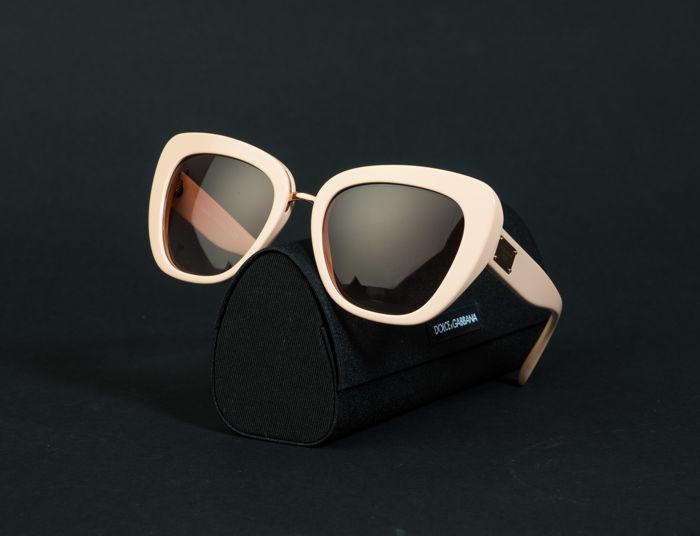 DOLCE & GABBANA Rosa Damen-Sonnenbrille, Italien