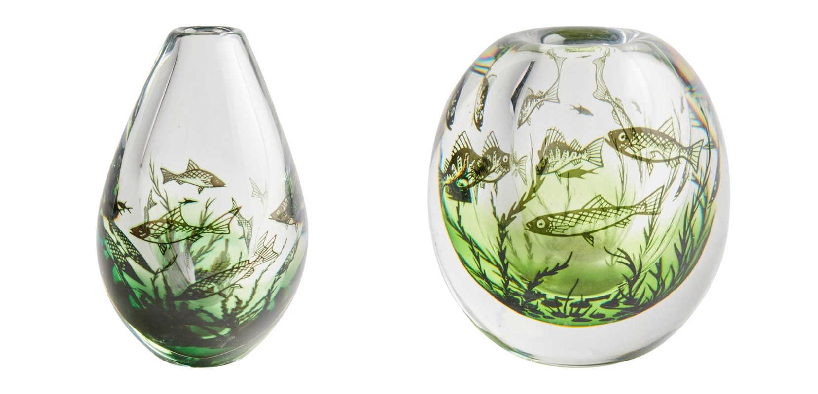 Vases d'Edward Hald