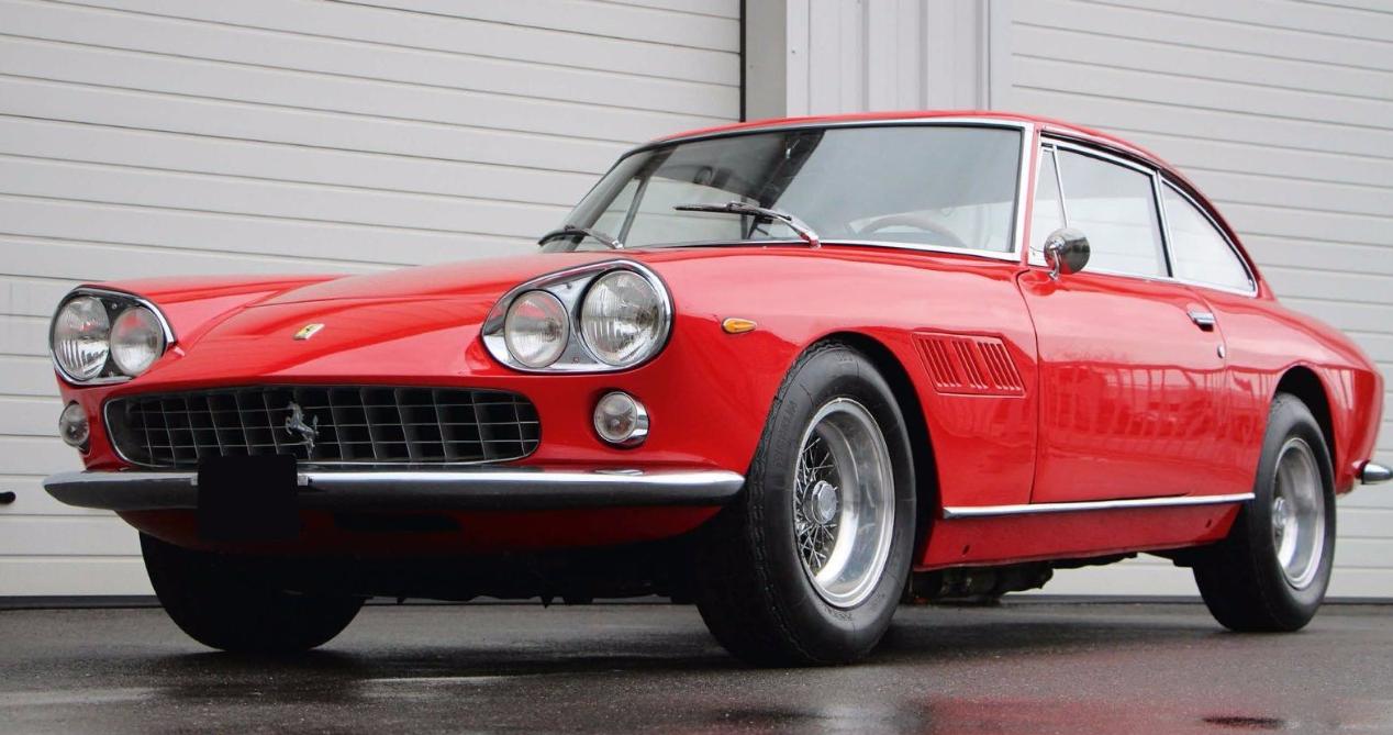 1964 - Ferrari 330 GT 2+2