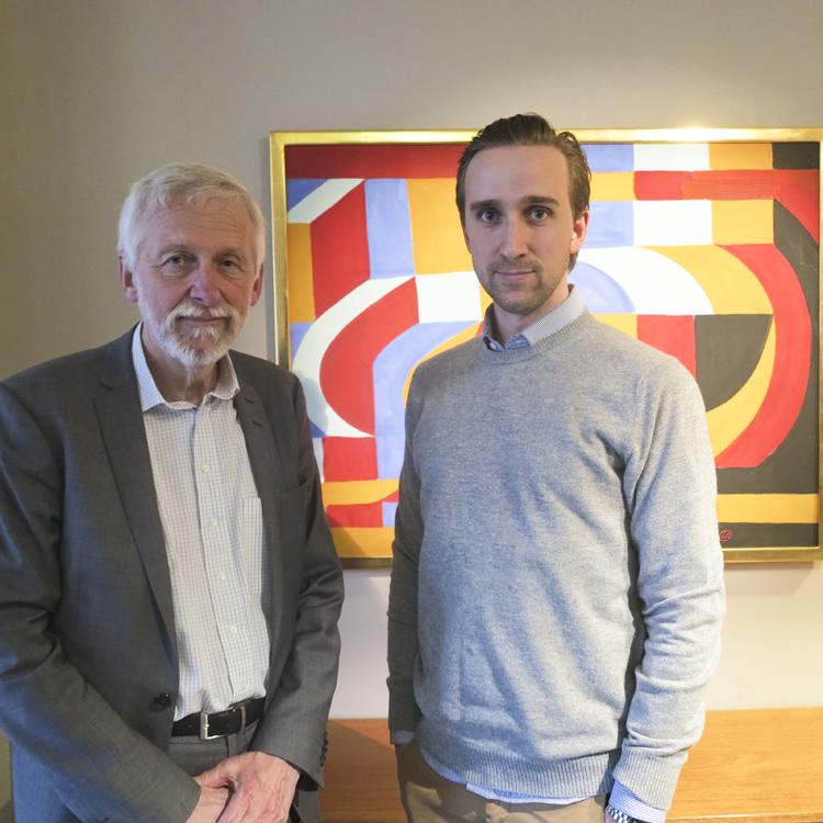 Christer Romilson & Gabriel Romilson