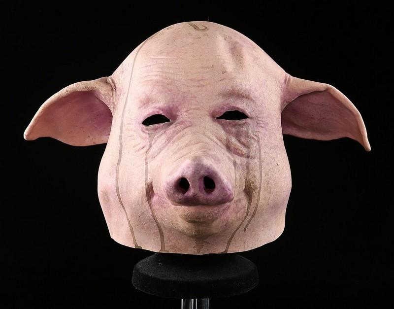 Pigheadmask. Bild: Prop Store