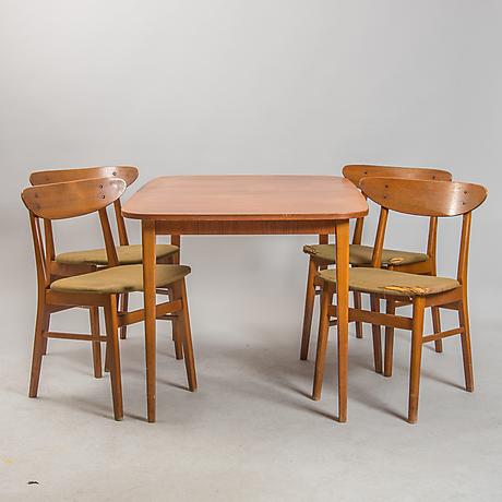 """Ensemble de la Collection """"Monaco"""", années 1960 Ajdugé 210 EUR le 29 janvier 2017 par Helsingborgs Auktionskammare"""