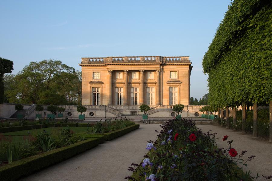 Das Petit Trianon im Park von Versailles war Marie Antoinettes liebster Rückzugsort   Foto via chateauversailles.fr