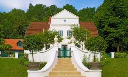 Der Barkenhoff in Worpswede   Foto via worpswede-museen.de
