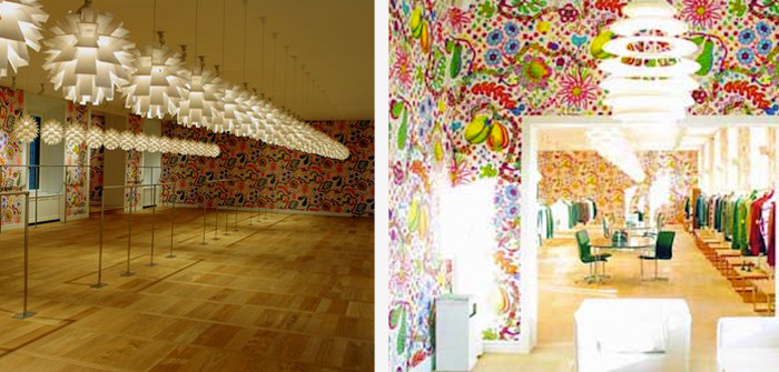 An vital force behind the past years' frenzy for Svenskt Tenn's textiles was an Italian by the name of Nicola Quadri.