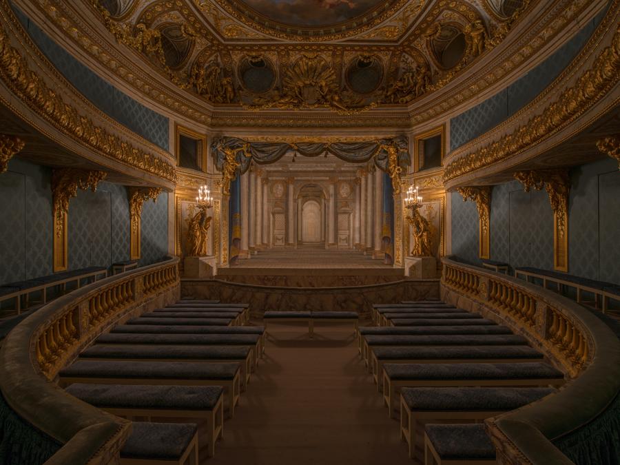 Le Théâtre de la Reine, image ©Chateauversailles.com