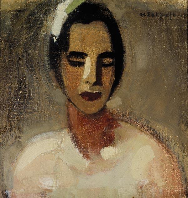 Girl from California från 1919. Bild: peonyandparakeet.com