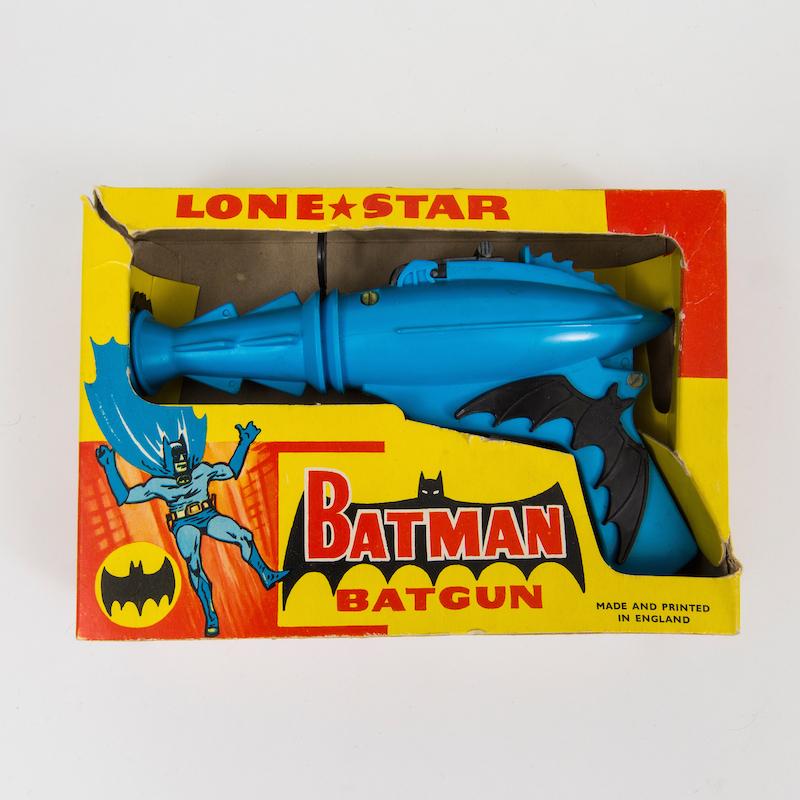 "LONE STAR, ""Batgun"", England, ca 1966. Utrop 6.000 SEK. Bukowskis Market"