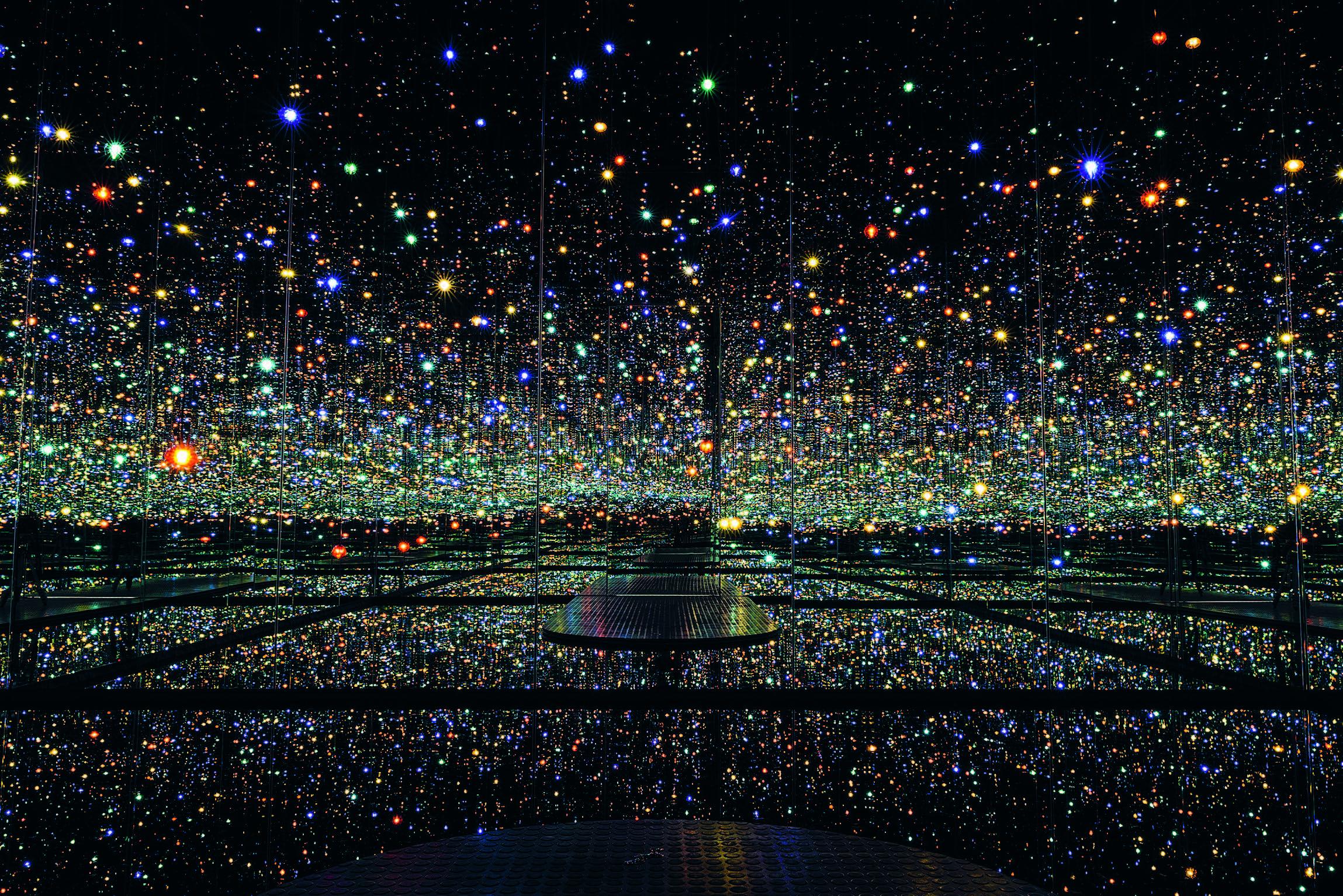 Infnity Room, Yayoi Kusama, Los Angeles