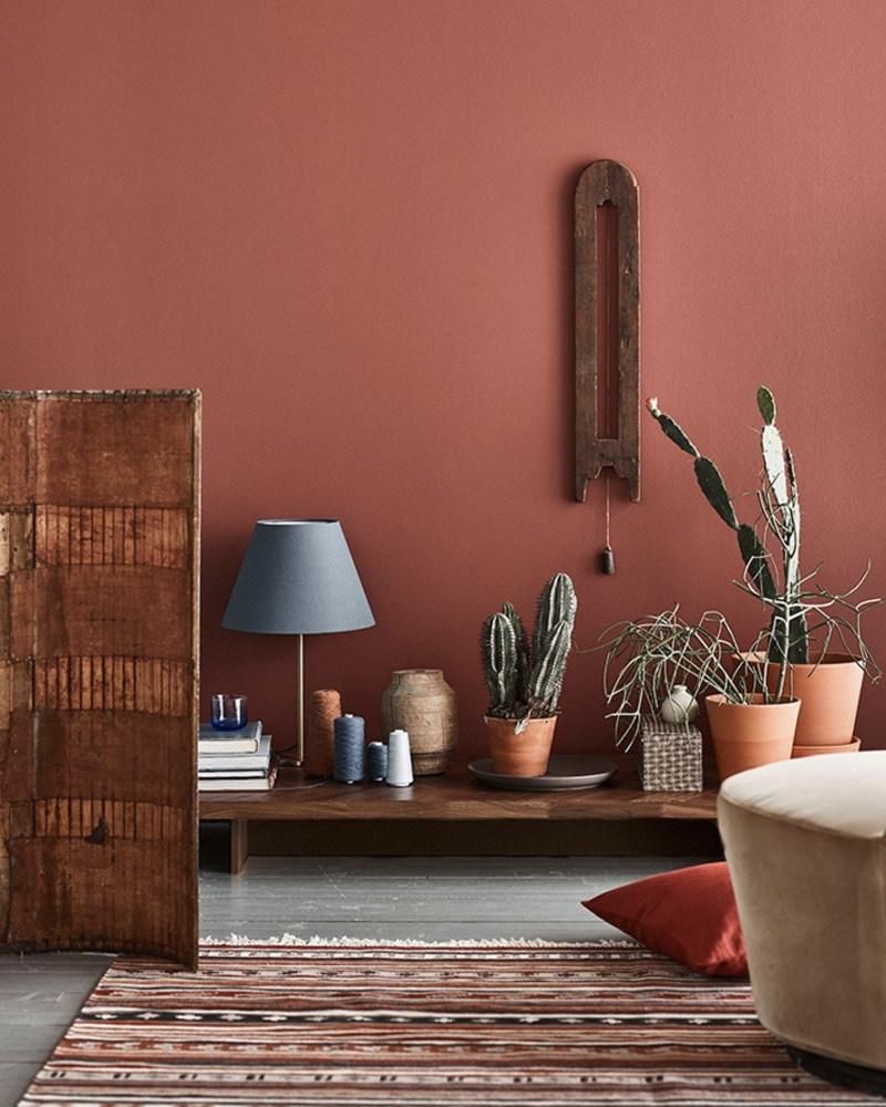 Terracotta Interior. Photo: shakemyblog