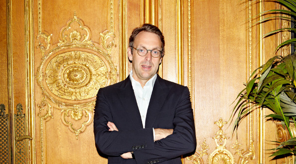 L'investisseur Klaus Hommels © impulse/Norman Konrad