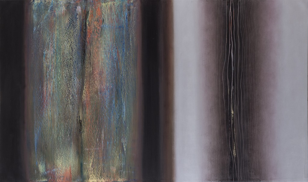 Eye Contemporary - Raffaele Cioffi, Continuum la mia Ombra, 100x170cm, oil on canvas