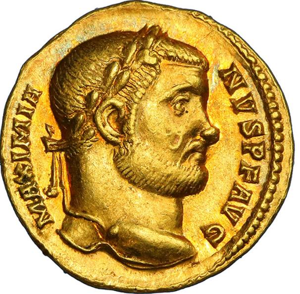 Lot 391244, Maximien Hercule