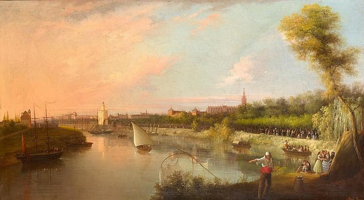 MANUEL BARRÓN Y CARRILLO 1850.