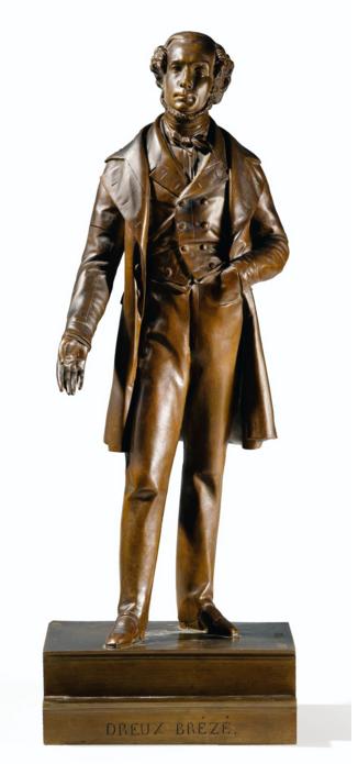 Jean-Auguste Barre Scipion de Dreux-Brézé (1793-1855)