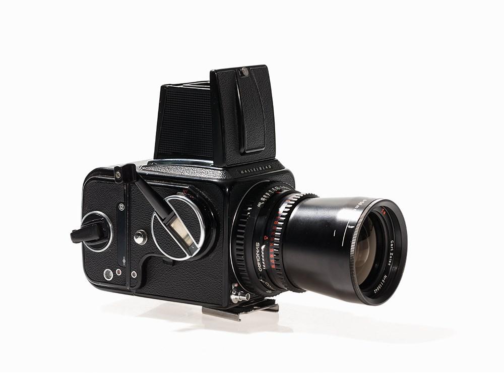 Hasselblad 500C/M, SLR Camera, Sverige, 1973. Utrop: 12 200 sek. Auctionata.