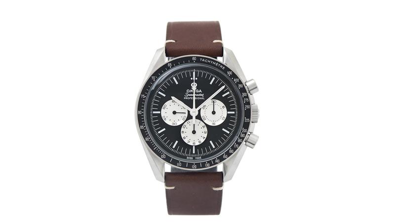 Populär klocka från Omega SpeedyTuesday. Säljes för välgörenhet.