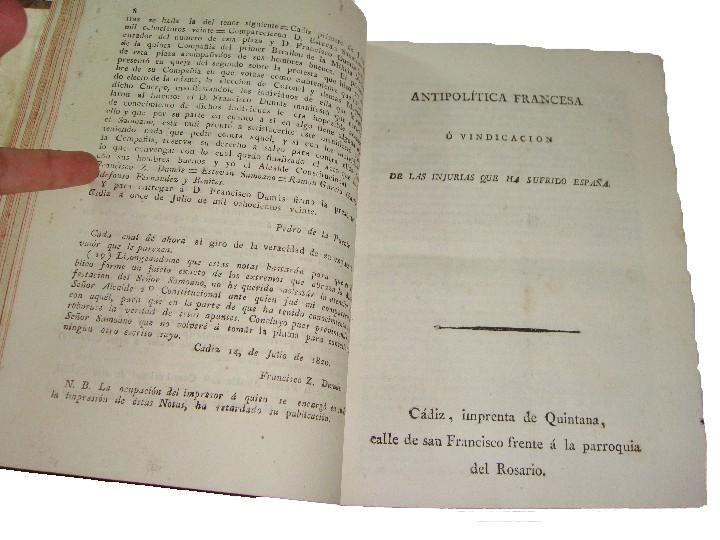 Libro de temas sobre Cádiz
