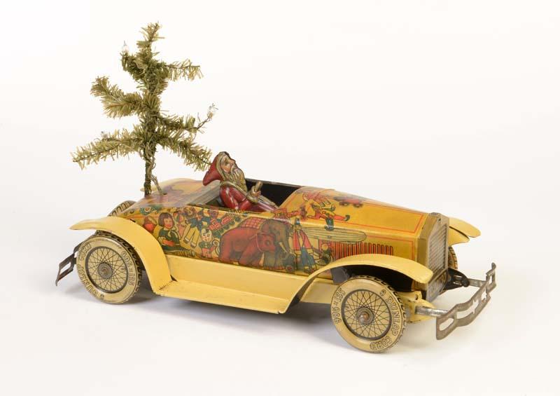 TIPPCO Weihnachtsmann Auto