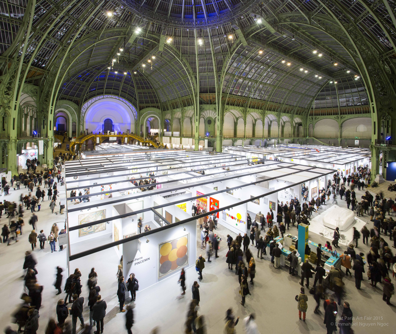 Art Paris Art Fair 2015 Credit photo : Emmanuel Nguyen Ngoc