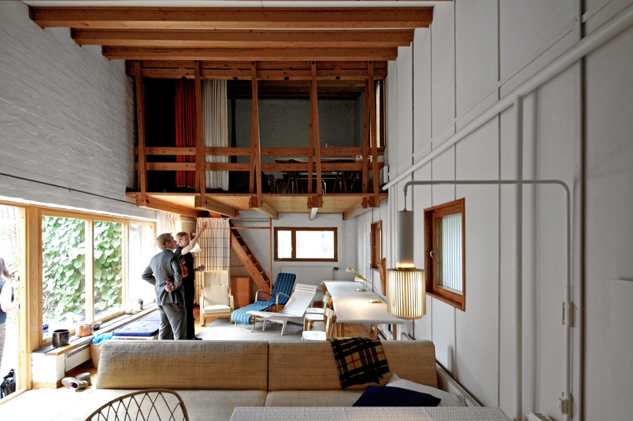 Im Sommerhaus in Muuratsalo / Foto: alvaraalto.fi