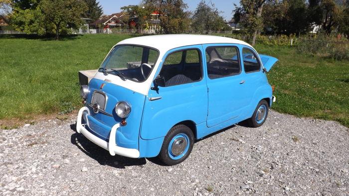 FIAT 600 Multipla, 1964