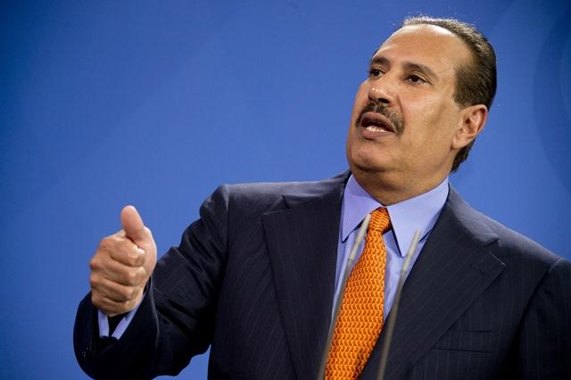 Hamad bin Jassim bin Jaber Al Thani. Photo: Getty Images.