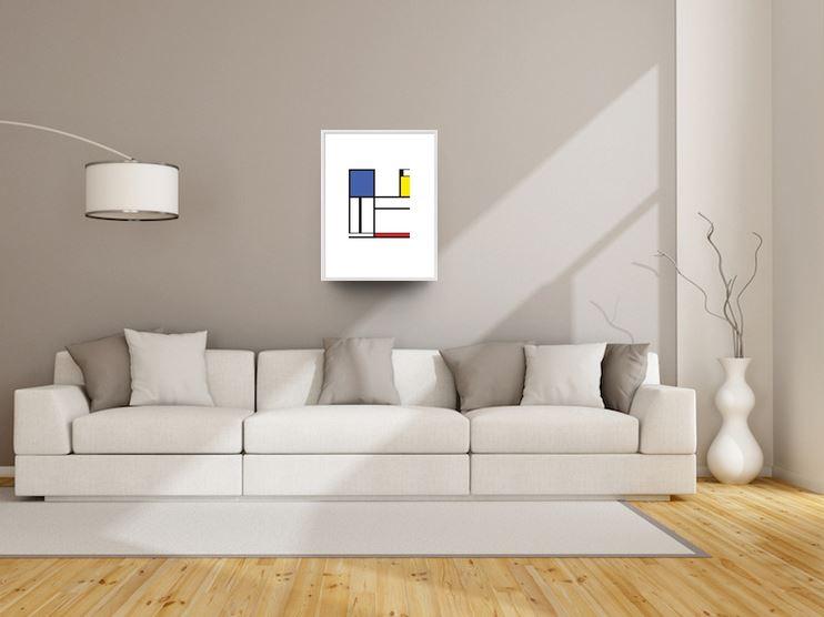 "NICOLAUS OTT. ""Mondrian"" (2016)"