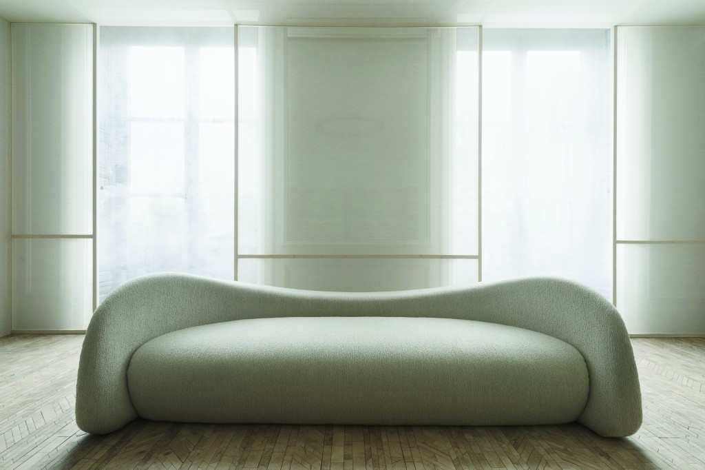 Moon sofa, par Vincent Leroux