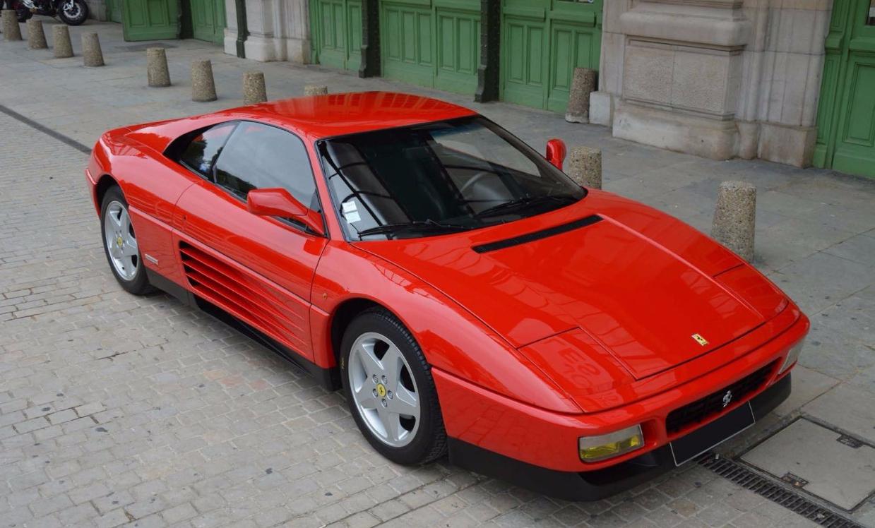 1991 - FERRARI 348 TB