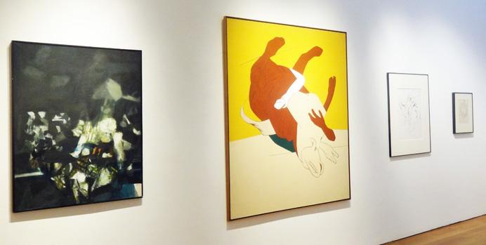 Œuvres exposées lors de la Asian Art Week 2014 chez Christies New York, image©Christie's