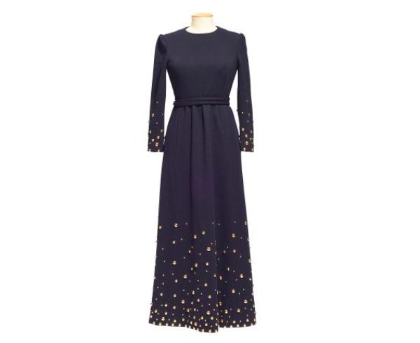 Robe Givenchy, image ©Koller