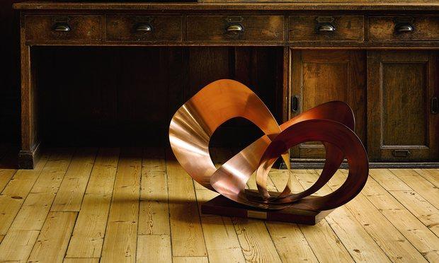 Barbara Hepworth, Forms in Movement (Galliard), 1956. Photograph: Barbara Hepworth © Bowness