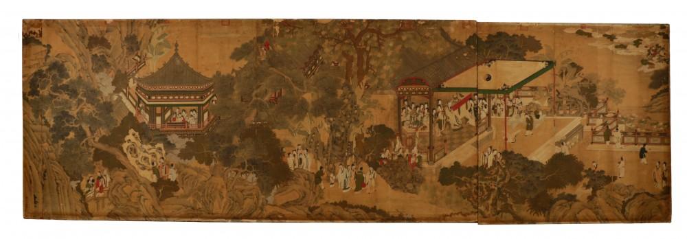 Qiu Ying Chinese painting