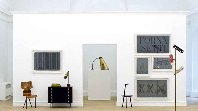 Piasa expone sus habitaciones de diseño en un espacio de 700 m² en la rue du Bac en París ©PIASA