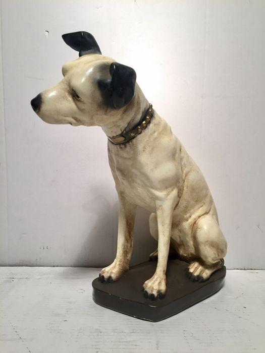 Statue du chien Nipper, en vente sur Catawiki