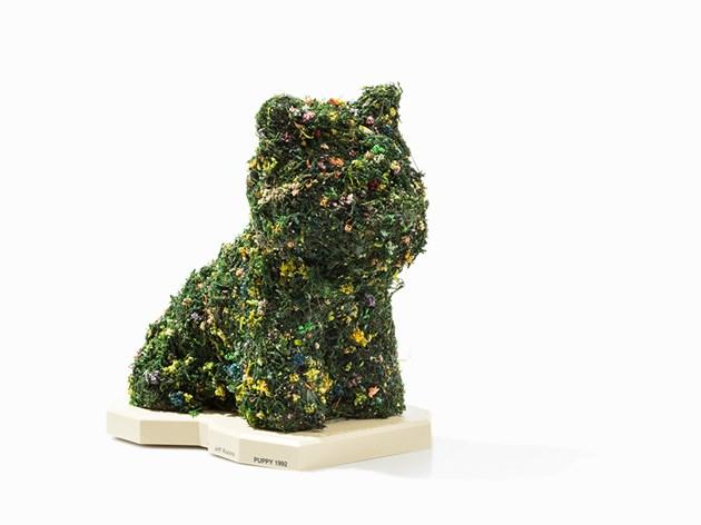 Jeff Koons (born 1955), Multiple, 'Puppy', Spain, 1992. Utrop: 13 200 SEK. Auctionata.