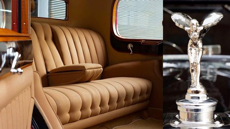 ROLLS ROYCE Phantom II Hooper & Co. Continental Limousine, 1932