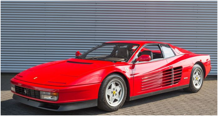 Ferrari Testarossa - 1988