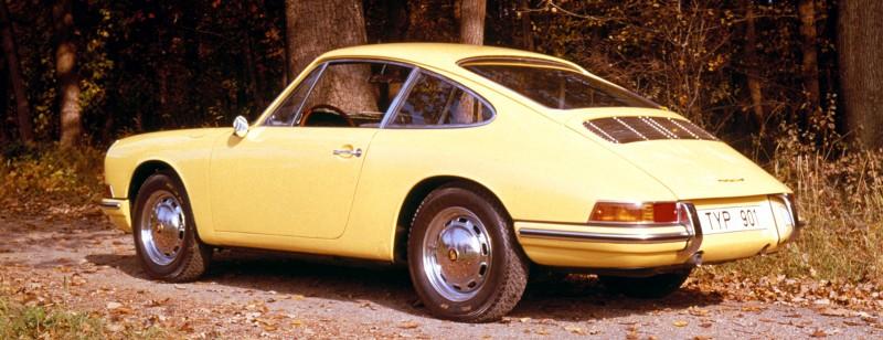 Porsche 901, klassisk bil från 1963