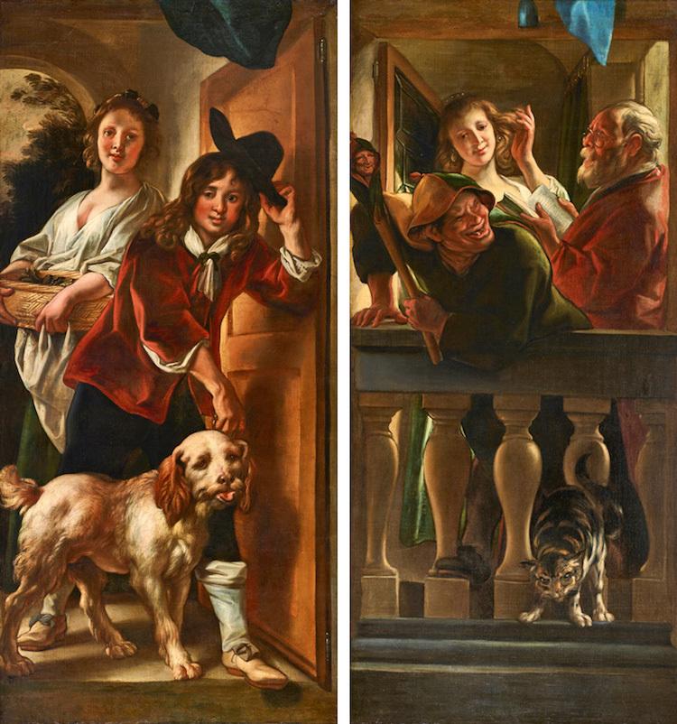 Jacob Jordaen hos Uppsala Auktionskammare