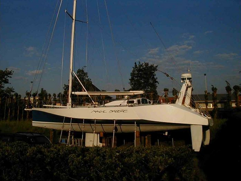 New Magic Breeze, famous sailing yacht of the NMB bank Catawiki