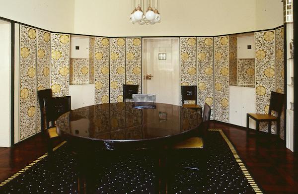 Stoclet-House-brakfast-room-